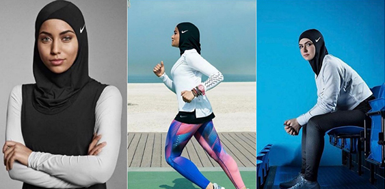 Image of Nike Hijab