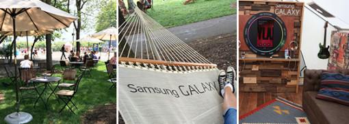 Samsung-lounge
